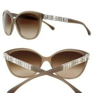 CHANEL sunglasses - BIJOU COLLECTION - 5309 1416/s5 -  Taupe Brown - Womens