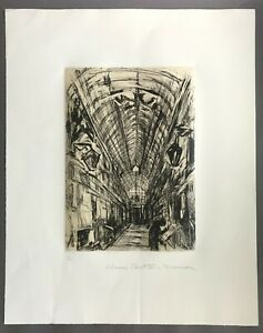 Henri Cartier-Bresson  SIGNED/Limited Litho  29/30  Limited Editions Club  1994