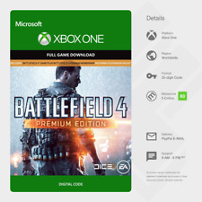 Battlefield 4: Premium Edition (Xbox One) - Digital Code [GLOBAL]