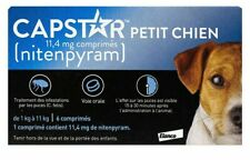 CAPSTAR Blue 6 Tablets for Dogs up to 25 lbs - FAST FREE SHIPPING -