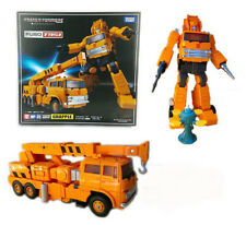 Transformers MP-35 GRAPPLE Crane figure Masterpiece In Stock TAKARA G1 toy