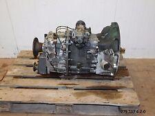 VOLVO FL 6 transmisión manual 6 MARCHAS v4106a y04034 132kw (275-117 4-2-0)