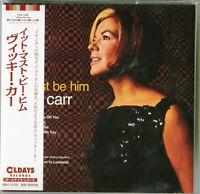 VIKKI CARR-IT MUST BE HIM-JAPAN MINI LP CD BONUS TRACK C94