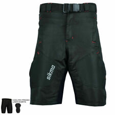 Mountain Bike shorts Summer Baggy short and Fitted Undershot MTB,Sikma