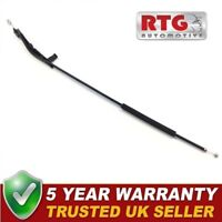 New Bonnet Pull Catch Lock Release Cable Front Section For VW GOLF MK5 2003-2008