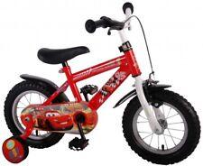 """12 12"""" Zoll Fahrrad Kinderfahrrad Disney Cars McQueen Kinder Rad Jungenfahrrad"""
