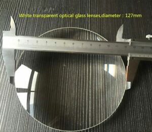 5X Magnifying Glass Enlarge Convex Lens Lamp Desk Table Magnifier Replacing Part