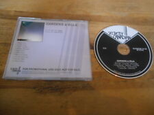 CD Indie Gardens & Villa - Same / Untitled (10 Song) Promo SECRET CANADIAN jc
