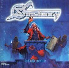 Sanctuary  – Refuge Denied - Label: Epic - EK 40920 -  CD (1988) USA