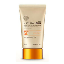 The Face Shop Natural Eco Sun Power Longlasting Spf50 PA 50ml Sunscreen