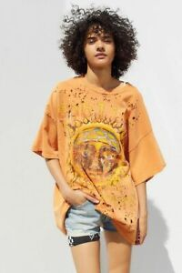 URBAN OUTFITTERS SUBLIME OVERSIZED TSHIRT DRESS S/M BRAND NEW