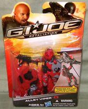 "GI Joe Retaliation COBRA ALLEY VIPER From Wave 3 3.75"" Action Figure"