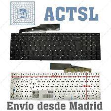 Teclado Español para Samsung Np300e7a Black