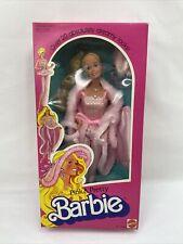 """NIB Vintage 1981 """"PRETTY IN PINK"""" Barbie Doll #3554 (A1)"""
