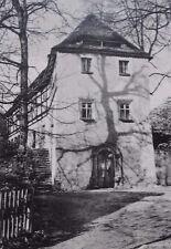 29321 Foto AK Alte Brauerei in Klipphausen bei Wilsdruff um 1949