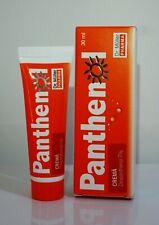 Panthenol cream 7%  for damaged skin scars sunburn soothes effect 30 ml