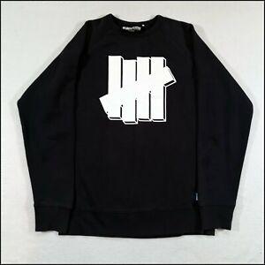 Undefeated Sweatshirt | Medium | Navy Blue/White | Rare