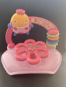Bright Starts Pink Ladybug Baby Walker MUSIC LIGHTS TOY  Replacement Part