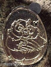 Disney Pin 2014 WDW Hidden Mickey Disney Birds Big Mama Fox & Hound CHASER Pin