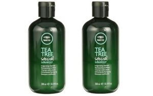 2X PAUL MITCHELL - TEA TREE  Special Shampoo (10.14oz ) EACH