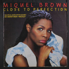 MIQUEL BROWN: Close To Perfection / Instro 12 (UK, PC, sm woc, wol, some cover