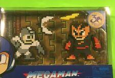 Megaman Mega Man Classic 8 Bit Figures 2 Pack Vs Elec Man