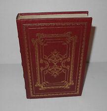 1982 Franklin Library Michel De Montaigne Twenty-Nine Essays Adler Frame Wald