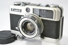 *Excellent+ Meter Work* Canon demi EE17 Half Frame Camera w/ Cap From Japan
