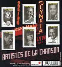 TIMBRE FRANCE NEUF BLOC  FEUILLET N° F4605 ** PERSONNAGES CELEBRES