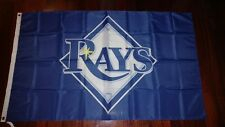 Tampa Bay Rays 3x5 Flag. US seller. Free shipping within the US
