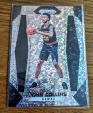 2018-19 Panini Prizm John Collins Fast Break RC