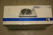 brand new GemSound DJL-2000 Turntable professional adjustable pitch control