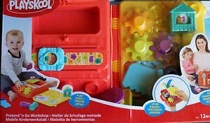 Playskool Mobile Kinderwerkstatt Spielen Verstauen Mitnehmen
