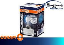LAMPE OSRAM D1S 35W NIGHT BREAKER UNLIMITED XENARC CODE 66140XNB