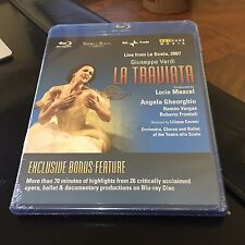 Verdi - La Traviata (Blu-ray DTS MASTER 7.1) LORIN MAAZEL TEATRO  SCALA MILANO