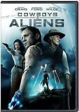 Cowboys & Aliens [DVD] ~ Daniel Craig NEW SEALED