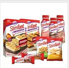Slim Fast Challenge Starter Pack 2 Week Plan Slimfast Diet Body Weight Loss Kit