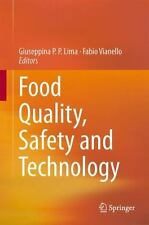 Food Quality, Safety and Technology (2013, Hardcover)