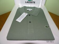 Lacoste Para hombres Calce Ajustado Camisa Polo Piqué Algodón FR 2/3/4/5/6/7 XS/S/M/L/XL/2XL £ 80