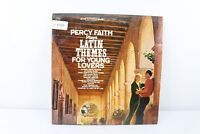 Percy Faith Plays Latin Themes For Young Lovers Vinyl Record 1975 LP VG+ CS 9079