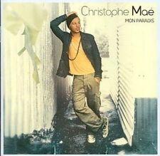 Mon Paradis (Cristal), Christophe Mae, Very Good CD