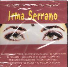 Irma serrano El Disco de Oro CD New Sealed