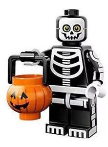 "LEGO MINIFIGURES SERIES 14 (71010) The ""SKELETON GUY"" FACTORY SEALED"
