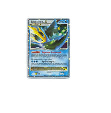 EMPOLEON LV.X LVX DP11 Ultra Rare Black Star Promo Holo Foil Pokemon Card
