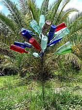 Big 28 Bottle Tree Garden Art Lawn Wine Decor Stake Usa