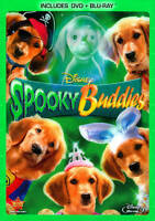 Spooky Buddies (Blu-ray/DVD, 2011, 2-Disc Set, DVD/Blu-ray) Canadian Edition