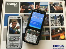Nokia N Series N73 - Black (Unlocked) Smartphone *VINTAGE**COLLECTIBLE*