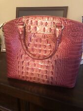 brahmin duxbury satchel And Credit Card/ID Case