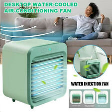 Rechargeable Water-cooled Air Conditioner Cooling Fan Air Cooler for Summer US