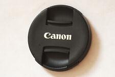 Nuevo CANON Lente Tapa LC-58//para 58mm Lente//Tapa frontal del objetivo